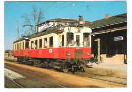 Stern & Hafferl - Triebwagen Im ET 25 102 Im Bahnhof Lambach -  Train - Zug - Lokomotive - Railway - Bahn - Bahnhöfe Mit Zügen