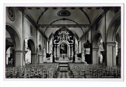 """5494    CPA    ARLON   : Intérieur De L""""Eglise SAINT DONAT  ! - Aarlen"""