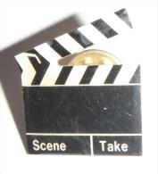 Clap Scene Take - Cinema