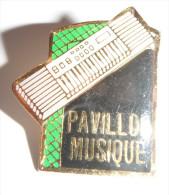 Pavillon Musique Synthétiseur - Musique