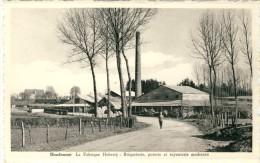 Houdemont - La Fabrique Huberty : Briqueterie , Poterie Et Tuyauterie Moderne  ( Voir Verso ) - Habay