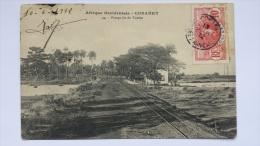 GUINEE FRANCAISE Afrique CONAKRY Konakry PRESQU'ILE De TOMBO CPA Animee Postcard - French Guinea