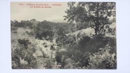 GUINEE Afrique LA VALLEE DU BANDI Paysage Cours D'eau Occidentale CPA Animee Postcard - Guinée