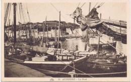 Cpa  AUDIERNE Le Port - Audierne