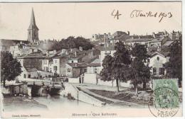 88 Mirecourt Quai Barbacane  TBE - Mirecourt