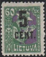 Litauen Mi: 163*