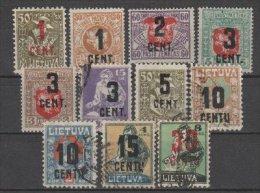 Litauen 1922