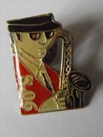Saxophoniste 90'S - Musique