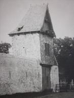 RARE !! carte-photo, PERCK, Drij Toren, 1924, archives TOURING CLUB DE BELGIQUE
