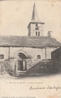 Valle De Aran  - Iglesia De Bosost  - Scan Recto-verso - Lérida