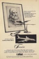 # CONVAIR 1950s Italy Advert Pub TWA DELTA SWISSAIR AMERICAN Airlines Airways Aviation Airplane Leonardo - Advertisements