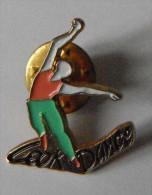 Danse Look Dance - Pin's