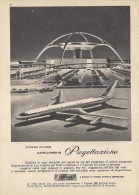 # CONVAIR 1950s Italy Advert Pub TWA DELTA SWISSAIR AMERICAN Airlines Airways Aviation Airplane Los Angeles - Publicités