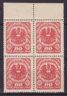 AUSTRIA 1920. MNH(**), Mi 312y - Ungebraucht