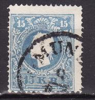 AUSTRIA 1859. USED, Mi 15 II - 1850-1918 Imperium