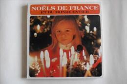 Coffret Complet 4 Disques ;Noëls De France Et Du Monde Entier - Vollständige Sammlungen