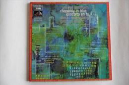 Disque  33  T : George Gershwin :Rhapsody In Blue - Jazz