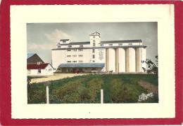 76  VILLIERS  SAINT  GEORGES    LE  SILO  1937  COOPERATIVE DE LA FERTE  GAUCHER - France