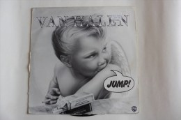 Disque  33  T : Van Halen : B1 ,Runnin  With - Rock