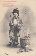 Verzameling Reeks    Le Petit Chiffonnier        Nr 3774 - 5 - 99 Postkaarten