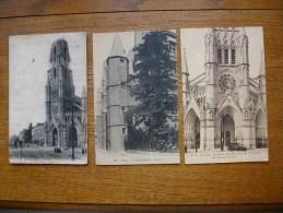 3 Cartes De Lille - Lille