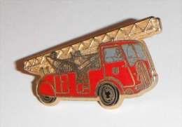 Camion Pompier 1938 Avec échelle - Pompieri