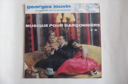 Disque  33  T :  25 Cm   :   Georges Jouvin Musique Pour Garçonnière N°5 - Instrumental