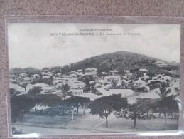 NOUVELLE CALEDONIE NOUMEA UN BOULEVARD - Nueva Caledonia
