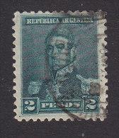 Argentina, Scott #104, Used, San Martin, Issued 1892 - Usati