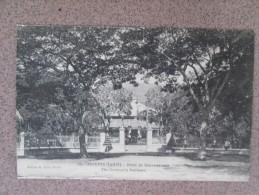 PAPEETE TAHITI HOTEL DU GOUVERNEMENT - Tahiti