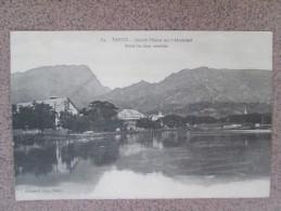 PAPEETE  QUAND L AORAI EST A DECOUVERT - Tahiti