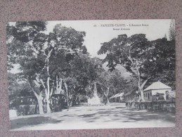 PAPEETE   AVENUE BRUET - Tahiti