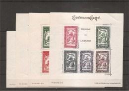Cambodge ( BF 7/10 XXX -MNH)