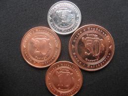 Coins 5,10,20,50 Feninga Bosnia And Hercegovina 2013. Unc - Bosnia And Herzegovina