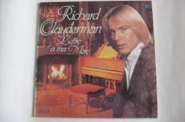 Disque 33 T :   Richard  Clayderman :Lettre à Ma Mère - Instrumental