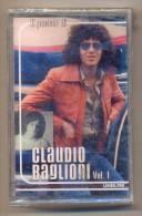MUSICASSETTA SIGILLATA - IL POSTER DI CLAUDIO BAGLIONI - VOL. 1 - LEGGI - Audiokassetten
