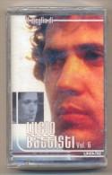 MUSICASSETTA SIGILLATA - IL MEGLIO DI LUCIO BATTISTI - VOLUME N.6 - LEGGI - Audiokassetten