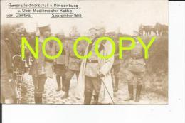59 CAMBRAI HINDENBURG 1918 - Cambrai