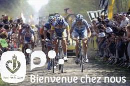 ROUBAIX    PARIS-ROUBAIX BIENVENUE CHEZ NOUS    DEPT 59 NORD - Roubaix