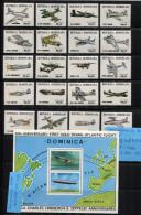 Dominicana, 1993, Aircraft