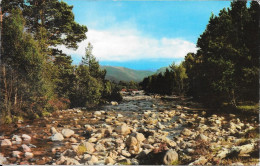 On The Lairig Ghru, Aviemore - Inverness-shire