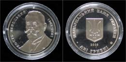 Ukraine 2 Hriwen 2009- Commemorative Coin- K.Levytskyi - Ukraine