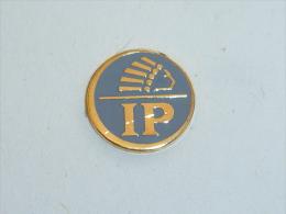 Pin's INDIEN, I.P. - Pin's