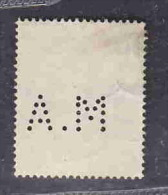 ITALY COMMERCIAL PERFIN AAE5596 - Perforés