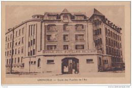 MAR-  GRENOBLE  EN ISERE  ECOLE DES PUPILLES DEL´AIR - Grenoble