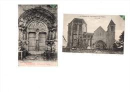 Saint Thibault, L'église, Lot De 5 Cpa ( N° D314 ) - Altri Comuni