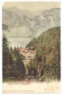 CPA Gruss Vom Giessbach Berne édit Comptoir De Phototypie à Neuchatel N°451 Non écrite Dos Non Divisé - BE Berne