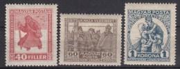 HONGARIJË - Michel - 1920 - Nr 312X/14X - MH* - Hongrie