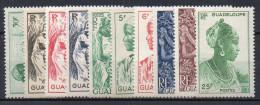 1/ Guadeloupe Entre N° 199 à 212  Neuf  XX  , Cote : 22,00 € , Disperse Trés Grosse Collection ! - Unused Stamps