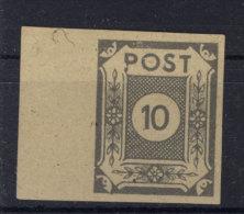 Ost Sachsen Michel No. 52 V ** postfrisch
